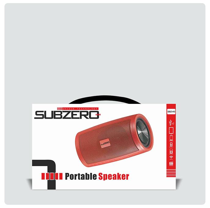(Turkish) SBZ-K5 SPEAKER