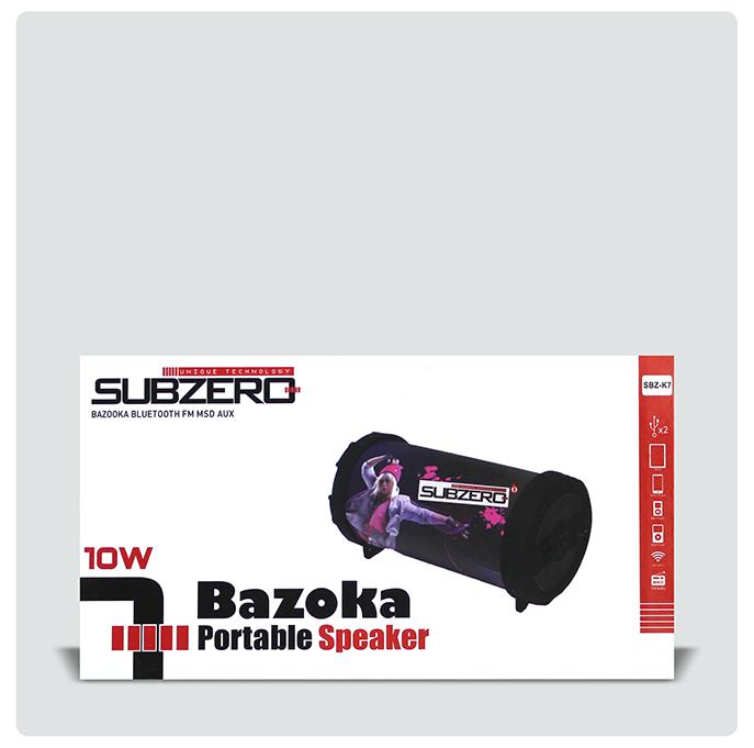 (Turkish) SBZ-K7 SPEAKER